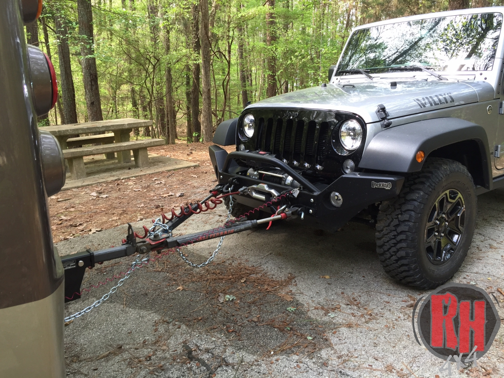 aftermarket bumper winch and flat towing jeep wrangler forum