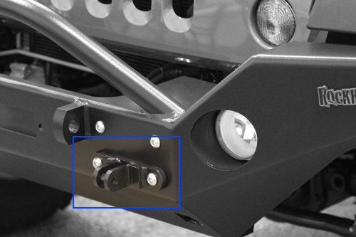 Tow Plate And Tow Bar For 2017 Jeep Wrangler Unlimited - Page 3