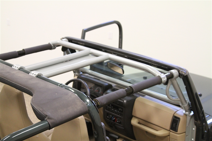 Rock Hard 4x4 Bolt In Ultimate Sport Cage For Jeep Wrangler TJ