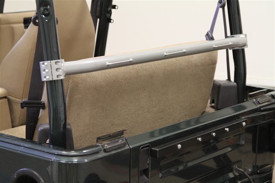 Rock Hard 4x4 Rear Seat Harness Bar For Jeep Wrangler Tj
