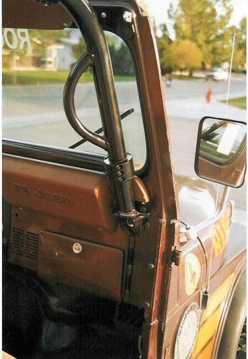 New Ford Bronco >> Rock Hard 4x4™ Bolt-In Ultimate Sport Cage for Jeep CJ7 ...