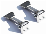 Rock Hard 4x4™ Sport Cage Frame Mounts for Jeep CJ5 1976 - 1983 and CJ7 1976 - 1978 and CJ8 1981 - 1986 [RH-1003-G]