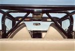 Rock Hard 4x4™ Angled Harness Bar Passenger Side for Jeep CJ5, CJ7, Wrangler YJ, TJ, and Unlimited LJ 1979 - 2006 [RH-1004-RT]