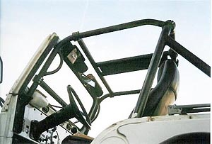 Rock Hard 4x4™ Bolt-In Ultimate Sport Cage for Jeep CJ5 ...