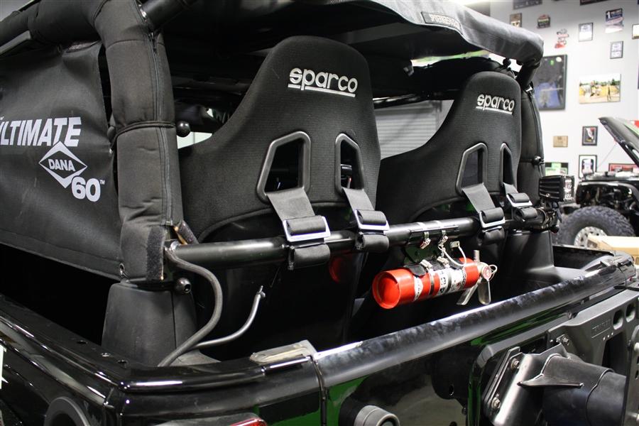 Jeep Wrangler Bench Seat