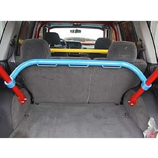 Rock Hard 4x48482 Rear Seat Harness Bar For Jeep Grand Cherokee