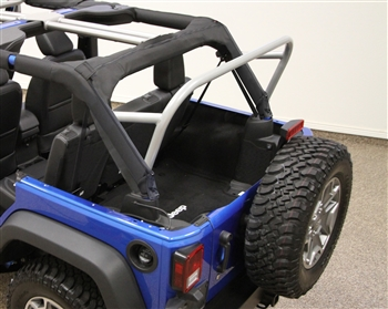 Rock Hard 4x4™ 3RD Row Sport Cage for Jeep Wrangler JK 4DR 2007 - 2018 [RH-1032]