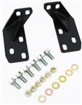 Rock Hard 4x4™ Required Heavy Duty Rear Frame Brace Kit (pair) for Jeep Wrangler TJ and Unlimited LJ 1997 - 2006 [RH-2001-TJ]