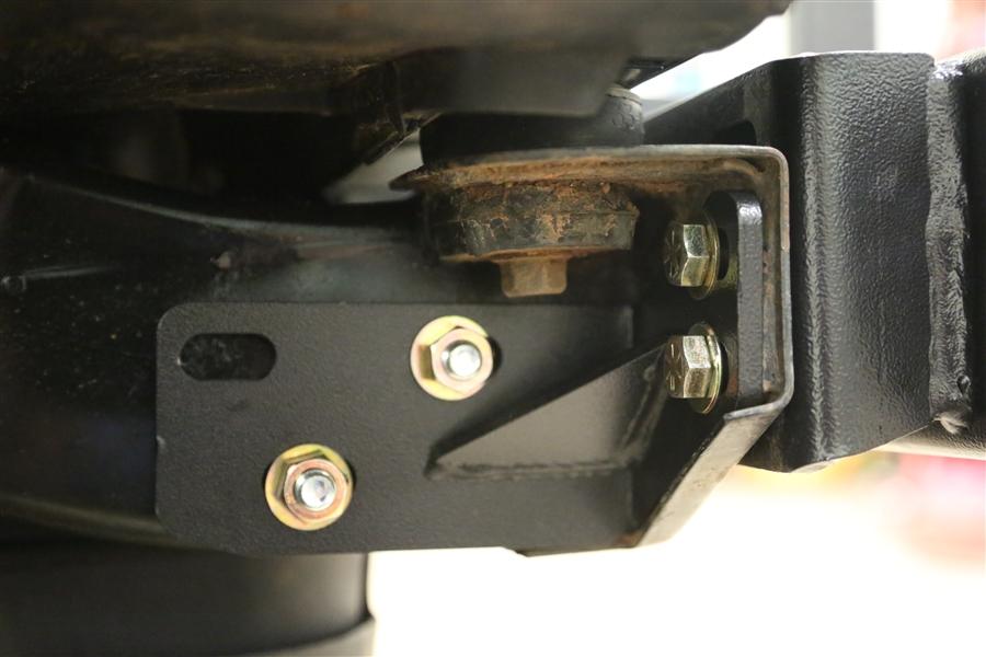 Rock Hard 4x4 Required Heavy Duty Rear Frame Brace Kit