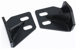 Rock Hard 4x4™ Required Heavy Duty Rear Frame Brace Kit (pair) Jeep Wrangler YJ 1987 - 1995 [RH-2001-YJ]
