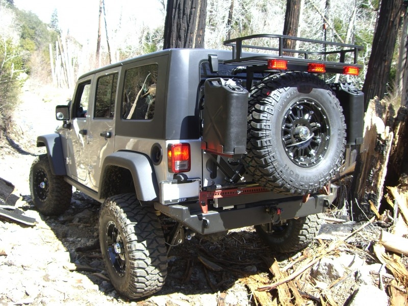 Rock Hard 4x4 Rock Rack Cargo Basket Rh 2004