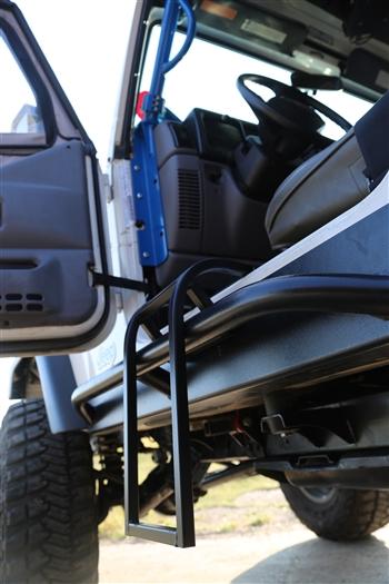 Easy entry steps jeep wrangler forum for 6016 area code