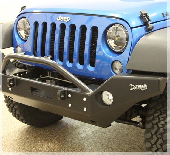 Rock Hard 4x4 844 762 5427 Jeep Bumpers Sliders