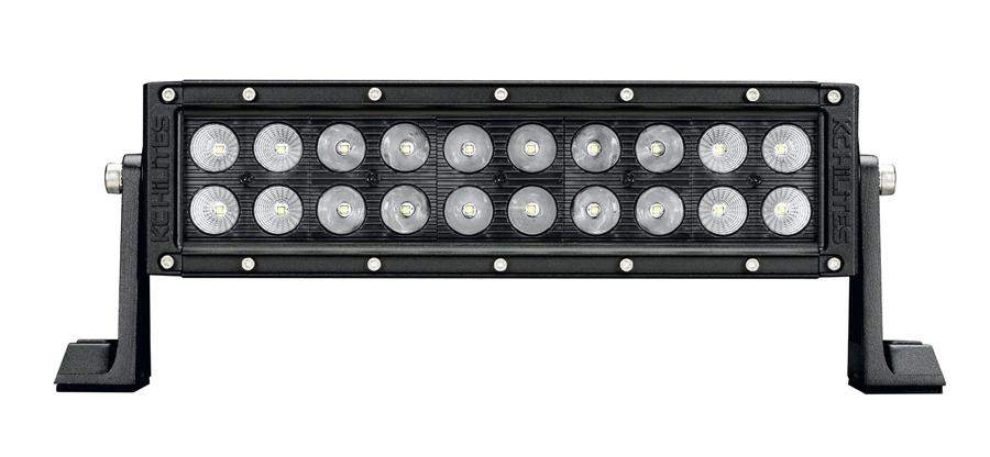 Kc hilites8482 c10 10 combo beam led light bar kc 334 aloadofball Images