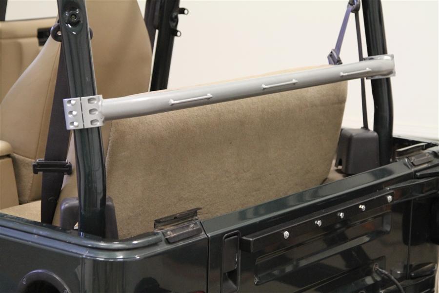 Rock Hard 4x48482 Rear Seat Harness Bar for Jeep Wrangler TJ 1997