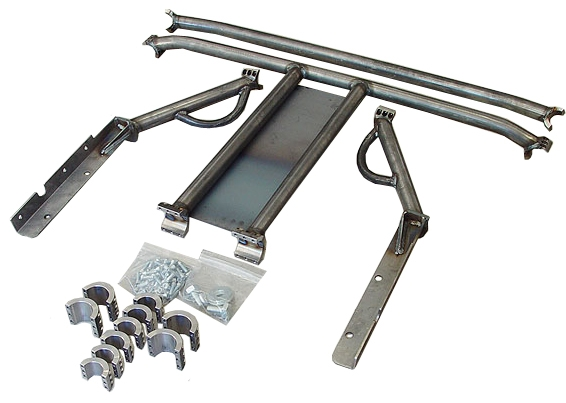 Rock Hard 4x4 Bolt In Ultimate Sport Cage For Jeep
