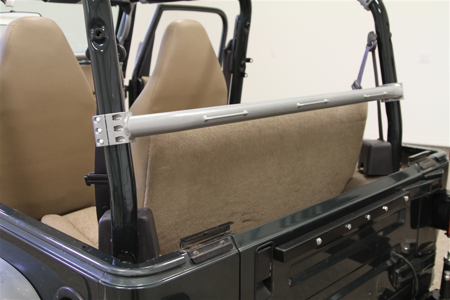 Rock Hard 4x4 Rear Seat Harness Bar For Jeep Cj7 1979