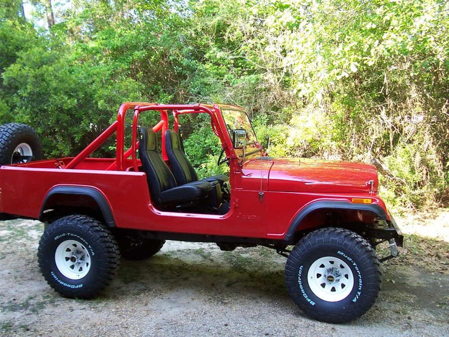 Ford Truck Parts Catalog >> Rock Hard 4x4™ Bolt-In Ultimate Sport Cage for Jeep CJ8 ...