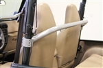 Rock Hard 4x4™ Front Seat Harness Bar for RH-1010 Hoop for Jeep CJ5 1955 - 1975 [RH-1010-B]