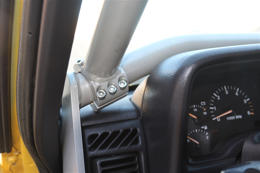 Rock Hard 4x4™ Bolt-In Ultimate Sport Cage for Jeep ...