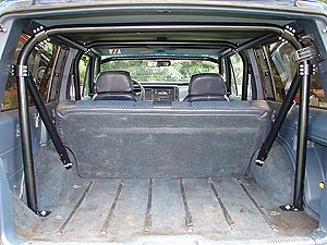 Rock Hard 4x4 Ultimate Sport Cage For Jeep Cherokee Xj