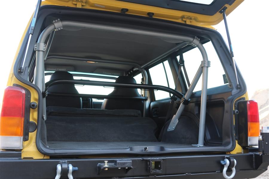 Rock Hard 4x4™ Rear Harness Bar for Jeep Cherokee XJ 2/4DR ...
