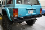 Rock Hard 4x4™ Patriot Series Rear Bumper w/o Tire Carrier for Jeep Cherokee XJ 1984 - 2001 [RH-1013-A]