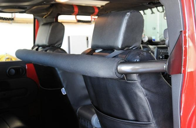 Rock Hard 4x4 Padding Kit For Front Harness Bar For Jeep
