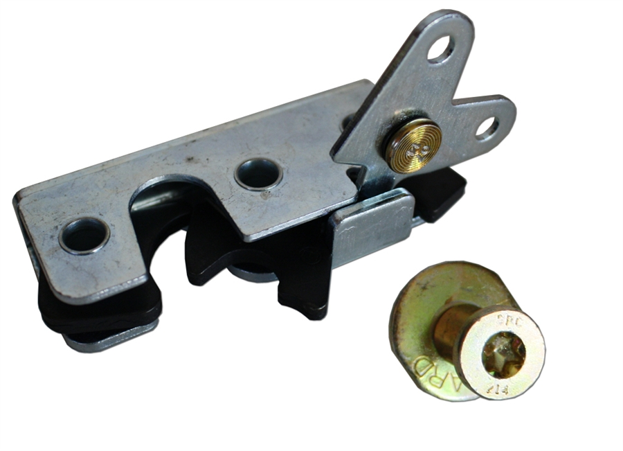 Rock Hard 4x4 8482 Replacement 2 Stage Latch And Striker For All Rh4x4 8482 Tire Carriers Rh 1304