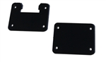 Rock Hard 4x4™ Replacement 4-Pin and Delete Tow Harness Plates with Hardware for all RH4x4™ Jeep JK Rear Bumpers [RH-1313]