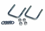 Rock Hard 4x4™ Replacement U-Bolt Hardware Kit for RH4x4™ Tank Mount or Rock Rack (Individual) [RH-1319]