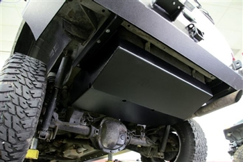 1992 Jeep Wrangler >> Rock Hard 4x4™ Gas/Fuel Tank Skid Plate for Jeep Grand Cherokee ZJ 1993 - 1998 [RH-3010]