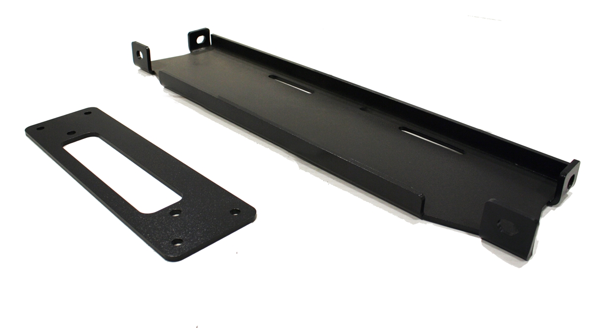 Rock Hard 4x4™ Patriot Series Winch Plate for 10A/Hard Rock ...