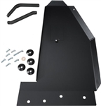 Rock Hard 4x4™ Oil Pan / Transmission Skid Plate - Long Arm Suspension for Jeep Wrangler JK 2/4DR 2007 - 2018 [RH-6000-LA]