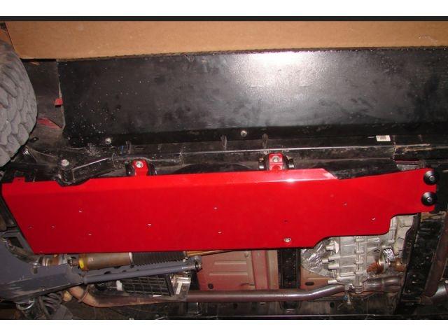 Rock Hard 4x48482 GasFuel Tank Skid Plate for Jeep Wrangler JK