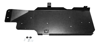 Rock Hard 4x4™ Gas/Fuel Tank Skid Plate for Jeep Wrangler JK 2DR 2007 - 2018 [RH-6002]