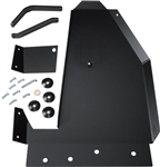 Rock Hard 4x4™ Oil Pan / Transmission Skid Plate - Short Arm/Factory Suspension for Jeep Wrangler JK 2/4DR 2007 - 2018 [RH-6003]