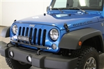 Rock Hard 4x4™ Light Mount for Factory Front Bumper Jeep Wrangler JK 2/4DR 2007 - 2018 [RH-6060]