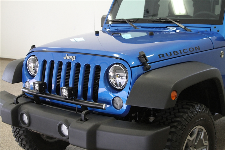 Rock Hard 4x4™ Light Mount for Factory Front Bumper Jeep ...