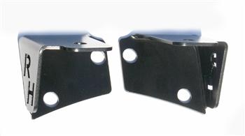 Black Grant Richard GR MRB166 Right RGM A-Pillarmount 2 x 52 mm