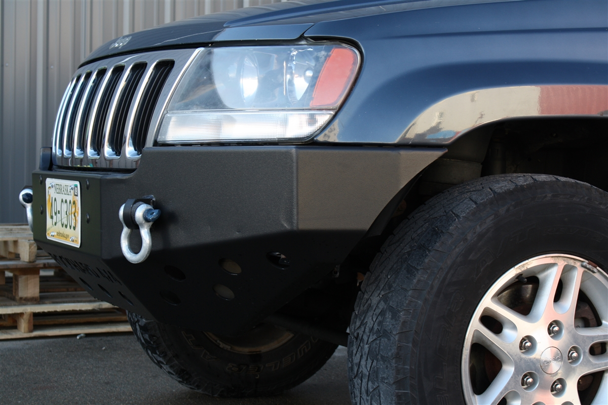 Rock Hard 4x4™ Patriot Series Front Bumper for Jeep Grand ...