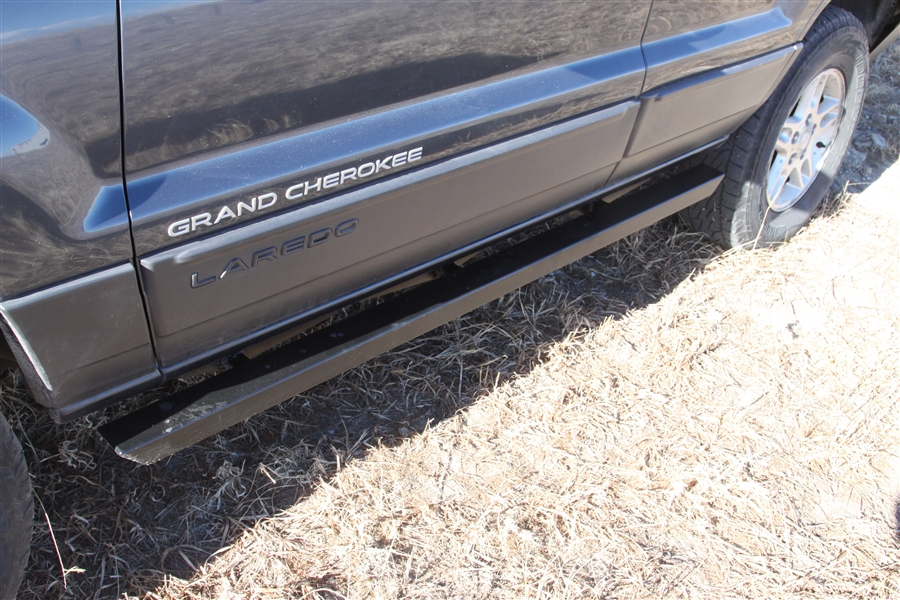 Rh on 95 Jeep Cherokee 4x4