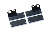 Rock Hard 4x4 Flat Tow Bar Bracket Brace Kit for RH-4050 Bumper [RH-8010]