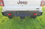 Rock Hard 4x4™ Patriot Series Rear Bumper for Jeep Gladiator JT 2020 - Current [RH-80302]