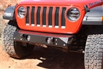 Rock Hard 4x4™ Freedom Series Grille Width Front Bumper for Jeep Wrangler JL and Gladiator JT 2018 - Current [RH-90202]
