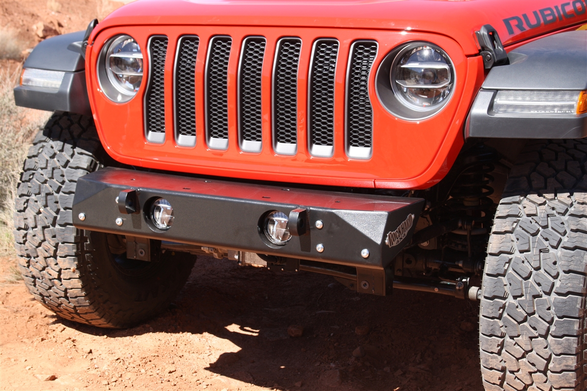 Rock Hard 4x4™ Freedom Series Grille Width Front Bumper ...