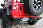 Rock Hard 4x4™ Patriot Series Rear Bumper for Jeep Wrangler JL 2018 - Current [RH-90300]