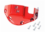 Rock Hard 4x4™ HardHat™ Differential Cover Red for Front/Rear Dana 44 [RH-9051]