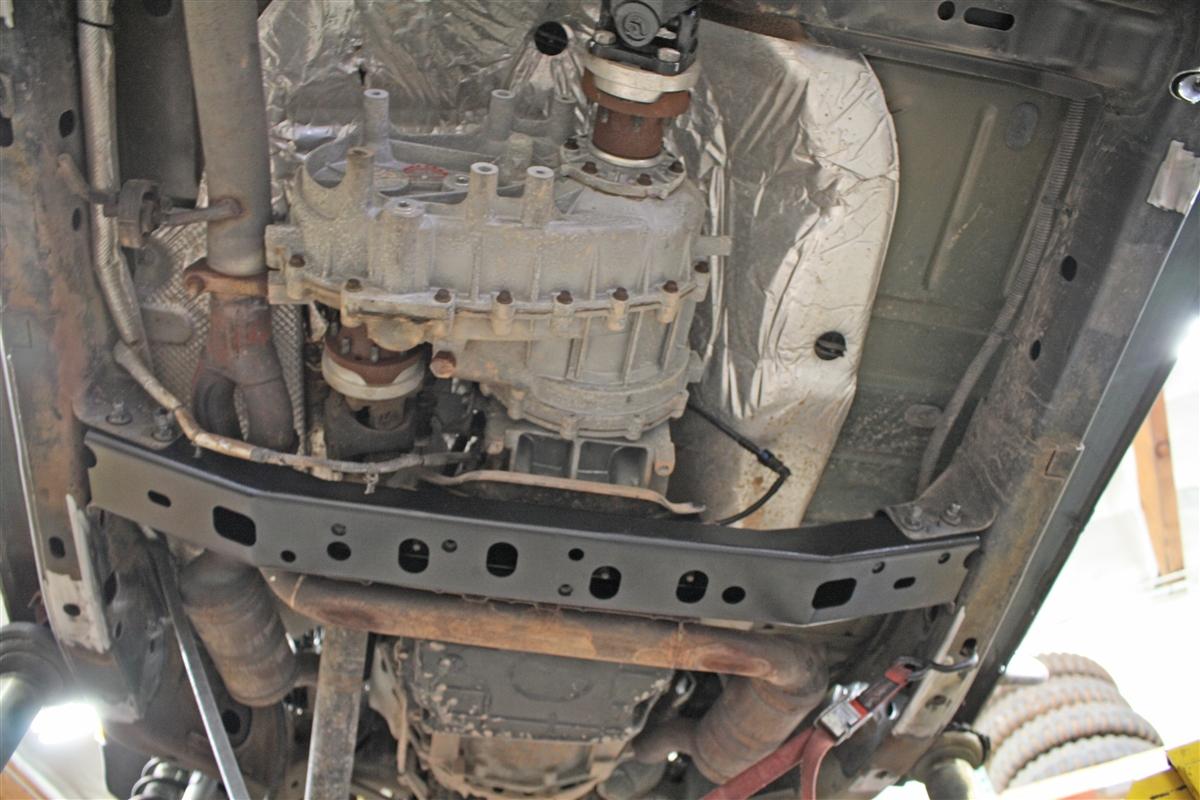 Jeep Cherokee Vs Grand Cherokee >> Jeep Wrangler JK 3.6L Crossmember