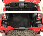 Rock Hard 4x4™ 3RD Row / Accessory Mount Sport Cage for Jeep Wrangler JL 4DR 2018 - Current [RH-90705]
